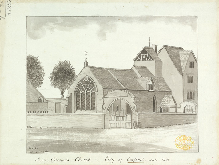 St Clement's church, City of Oxford, north-east 26-b